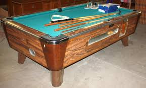 Valley Bar Table Valley Bar Room Pool Table W Cues
