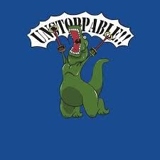 T Rex Unstoppable Meme - coolest t rex unstoppable meme i am unstoppable t rex memes