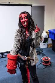 Hellboy Halloween Costume Hellgirl Cosplay Imgur