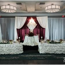 wedding backdrop rentals backdrop rentals a s party rental in cincinnati oh