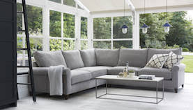 grey fabric corner sofa fabric corner sofa sale home and textiles