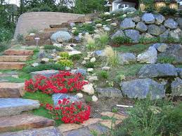 Rock Gardens On Slopes Let S Rock 20 Fabulous Rock Garden Design Ideas Rock Garden