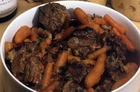 cuisine nantaise bœuf à la nantaise