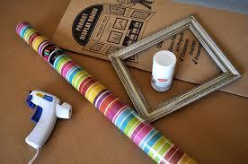 Krylon Short Cuts Spray Paint - tutorial a photo booth built for kids