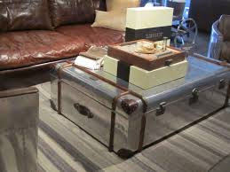 storage trunk coffee table 20 photos storage trunk coffee tables