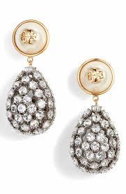 Tory Burch Beaded Chandelier Earring Women U0027s Tory Burch Jewelry Nordstrom
