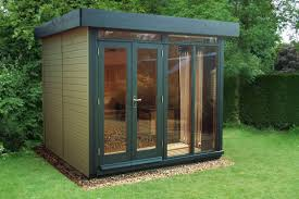 Backyard Offices Chic Garden Office Pods For Sale Warwick Offices Warwick Garden