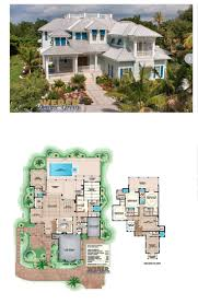 77 best beach house plans images on pinterest 6000 sq ft