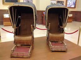 Sedan Chairs Sedan Chairs Used To Carry Chiang Picture Of Chiang Kai Shek
