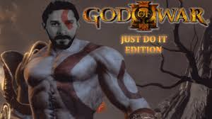 Meme God - god of war iii just do it meme youtube