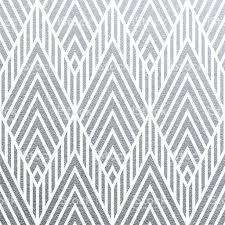 abstract geometric silver pattern background of triangles ornament