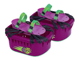 amazon com big time toys moon shoes mini trampolines for your