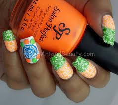republic day nail art nail art and beauty