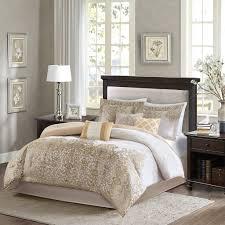 Luxury White Bedding Sets Amazon Com Mp10 1431 Madison Park Vanessa 7piece Comforter Set