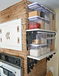 clever storage ideas for small kitchens 7 smart food storage solutions for small kitchens kitchn