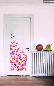 washi tape designs diy door washi tape designs youtube