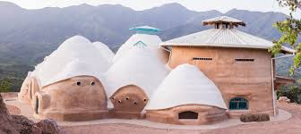 Adobe Homes by Bioclimatic Dome Home In Costa Rica Built With Nader Khalili U0027s