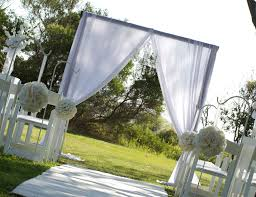 wedding backdrop arch show me your wedding arch chuppah ceremony backdrop