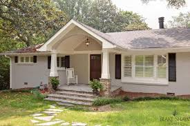 ranch style front porch remodel plan ranch home home design style front porch ideas style