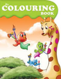 buy kids colouring book children coloring book at low