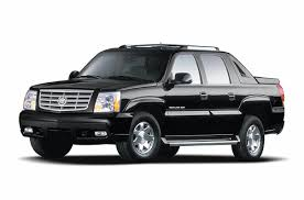 05 cadillac escalade ext 2005 cadillac escalade ext overview cars com