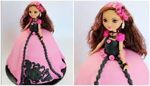 all after high dolls after high doll cake briar beauty cake style