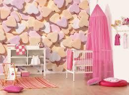 pinky bedroom designs for baby girl with christmas tree nursery bedroom design with picture pink hearts awesome baby nursery