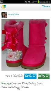 womens pink ugg boots with bows 133 best booottttssss images on casual shoes