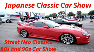 toyota amerika 2015 jccs street neo classic 80s and 90s car show youtube