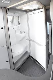 179 best van con bathroom images on pinterest rv campers van