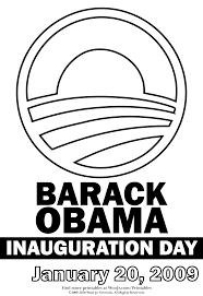 obama logo inauguration day coloring page woo jr kids activities