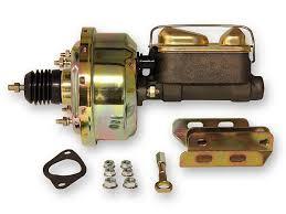 1966 mustang disc brakes 1965 1966 mustang drum to power disc brake booster lamustang