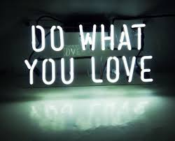 cool bar neon wall sign decor u0027do what you love u0027 for bedroom girls