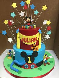mickey mouse clubhouse birthday cake boy s birthday cakes nancy s cake designs