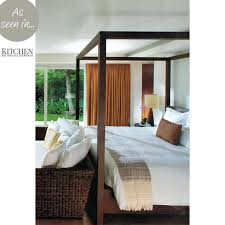 four poster bed raft furniture london