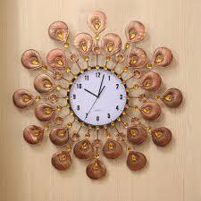 Decorative Clock Decorating Large Decorative Wall Clocks Jeffsbakery Basement