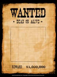 wanted poster template google search bday party arael
