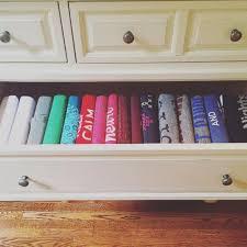 25 unique t shirt storage ideas on pinterest clothes drawer