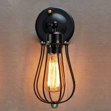 Wall Lamps With Cords Compare Prices On Industrial Sconce Online Shopping Buy Low Price