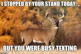 Funny Deer Hunting Memes - whitetail deer memes imgflip