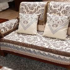coussins de canapé coussins de canapé chinois contemporain serviette de canapé luxe