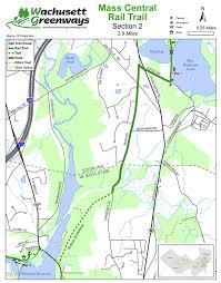 rail trails in massachusetts masstrails com