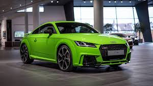 lime green aston martin 2017 audi tt rs in lime green look supercars