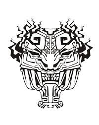 Aztec Mayan Inca Map Mask Inspiration Inca Mayan Aztec 4 Mayans U0026 Incas Coloring