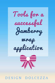 design dolcezza tools for success with your jamberry nail wraps