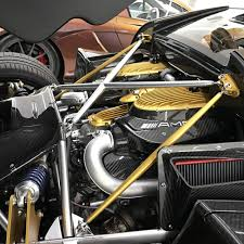 pagani engine khoshbin u0027s pagani huayra hermes edition exotic car owners club
