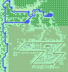 La Zoo Map Starmen Net Mother Earthbound Zero Faqs Guides Maps Etc
