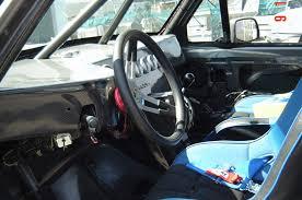 prerunner bronco dash fiberwerx full size race dash w built in center console black