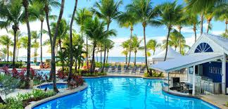 Where Is Puerto Rico On The Map San Juan Puerto Rico Resorts Courtyard Marriott Isla Verde Beach