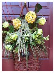 Spring Wreaths For Door by Spring